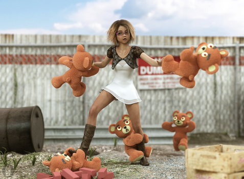 The Walking Ted... by UnHolyOska