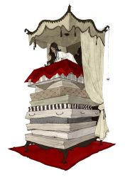 The Princess and the Pea by AbigailLarson