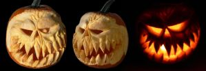 Now that's a pumpkin by bockus