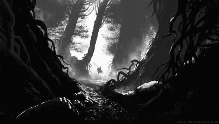 Black Forest by MackSztaba