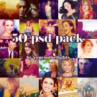 50 PSD pack by LizzyUnexpected