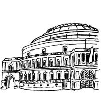 Royal Albert Hall by steventudor