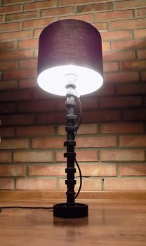 Black Lamp n1 (3) by MannazSowilo