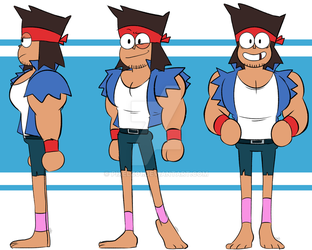 Adult K.O redisgn by pixelz01