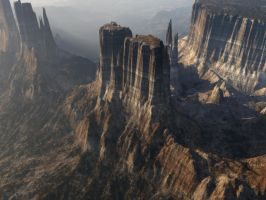 Ghost Canyon by DannyGordon20