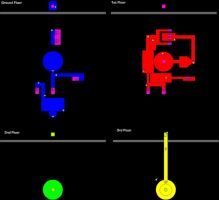 Map of FPS Level Design by Mr-Page