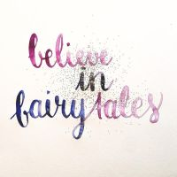 Believe in fairytales by pica-ae