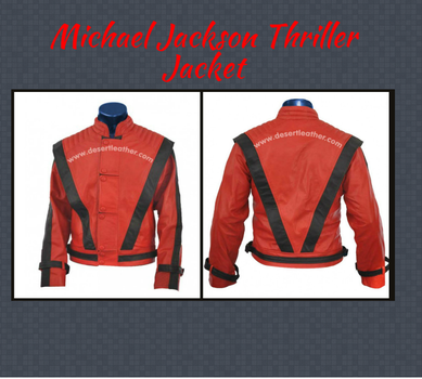 Michael Jackson Thriller Jacket by pamsmith99