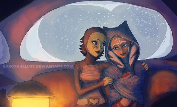 Keeping Warm by Montano-Fausto
