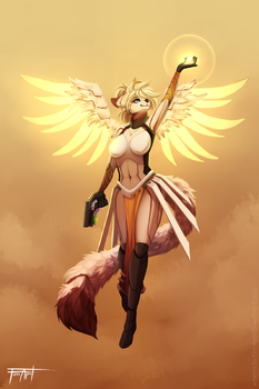 The Furry Mercy by WolFirry