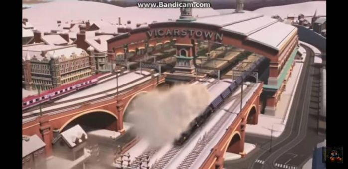 another nice shot of vicarstown  by DJDrago9712