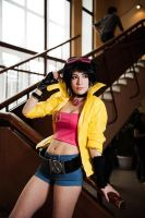 Jubilee cosplay by KaitoEinsam