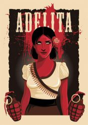 Adelita by theyellowcoyote