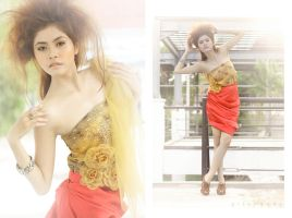 lady stranger III by phutugenique