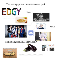 Pchuu Starter Pack by poptropicangirlannie