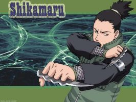 Shikamaru by EdwardElric1230