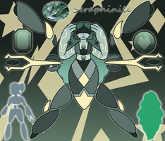 Seraphinite-Emmy and Silicon Fusion by Faith-Wolff