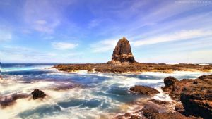 Cape Schanck by FlabnBone
