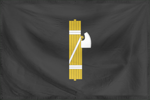 Rippled Flag PNF (Italy) 1920s-43 by YamaLama1986