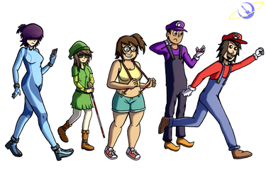 Nintendo, I Guess by The-Happy-Spaceman