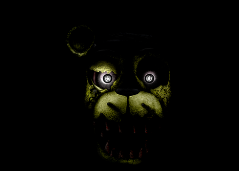 Five Nights at Freddy's 3 - Golden Freddy? by Christian2099