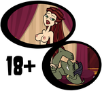 Comm. The Queen's Throne by Mother-of-Trolls