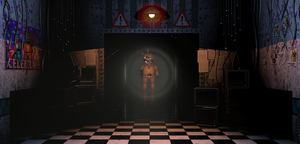 Five Nights at Freddy's - Toy Freddy images01 by Christian2099