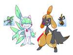Pokefusions #1 by Aksjay