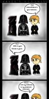 Vader's Weakness by Lorl