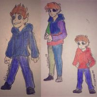 EddsWorld Rejects R Cute  by Ailizerbee08