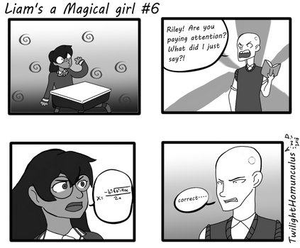 Liam's a Magical Girl #6 by TwilightHomunculus