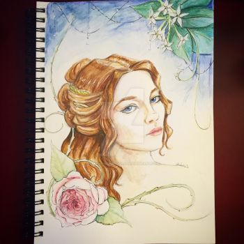 Feyre by CakeandCaboodle