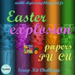 papers Easter explosion by NathL-fr