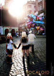 Vocaloid: Innocent by wtfproductionsskits