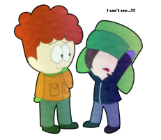 Alexia is so SMOL (south park) by Kitshime-SP