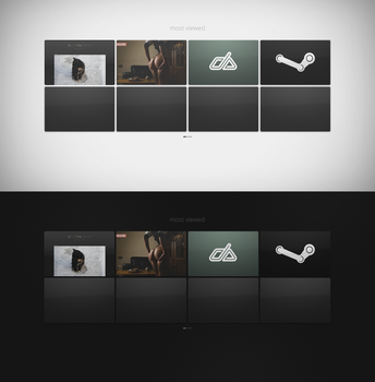 Visual Bookmarks by AnonymousGrafix
