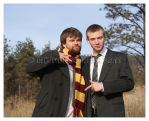 Paul and brother 1 by Heidi-Koehler