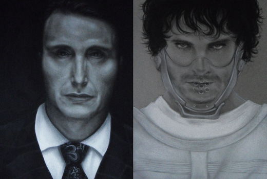 Hannibal Portraits by ToolOfTheDay