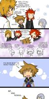KH guys talk about yaoi. PART2 by larein