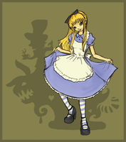 Alice by printscreen-kii