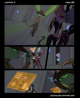 IZ-BTE Fan Comic: Ch3-Pg20 by CGIgal