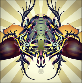 Wild Scarab by Wator