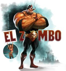 El Zombo by Loopydave