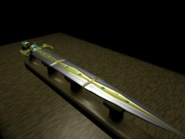 Sword by midgetmike