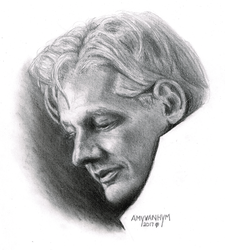Julian Assange, the rat in the opera house by AmyVanHym