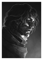 Critical Role: Caleb by coupleofkooks