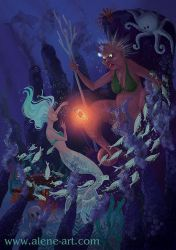 The Sea Witch by Alene
