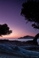 Just before sunrise by qubq