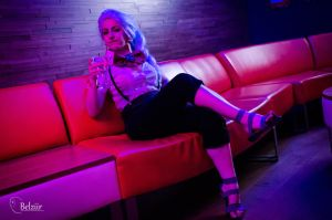 Death Parade - Nona by GiH-Crafting