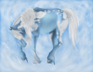 Clouded Dancer by Cloudrunner64